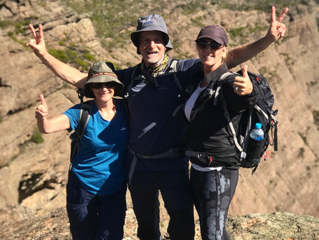 What is the Grampians Peaks Trail?