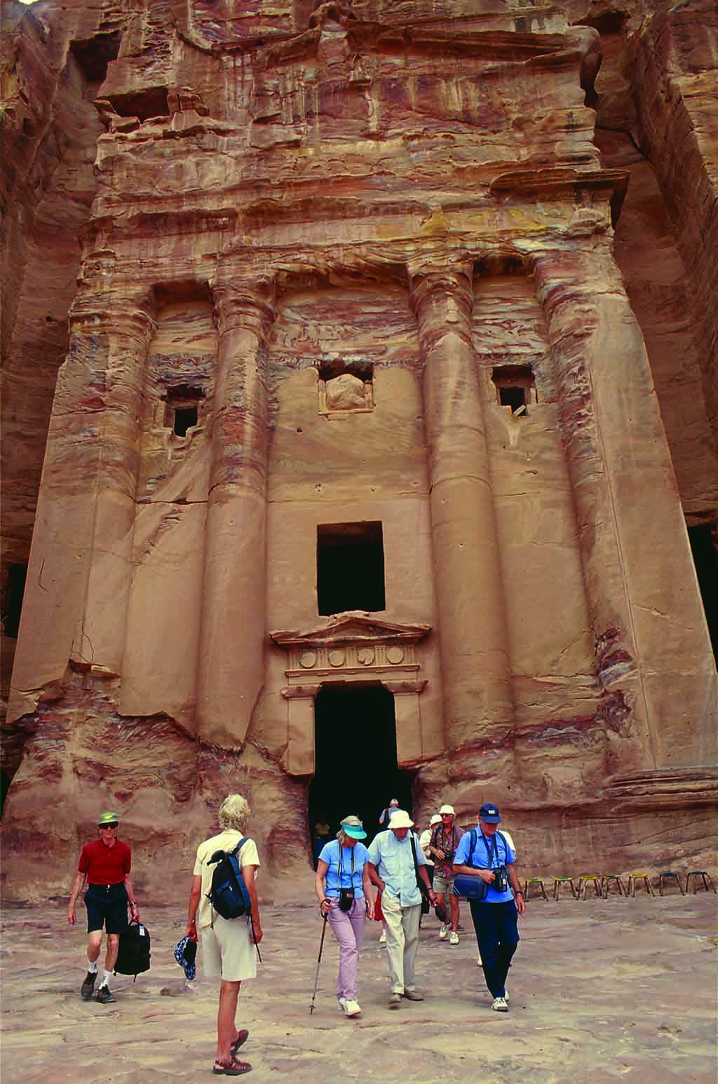 Tomb in Petra 4