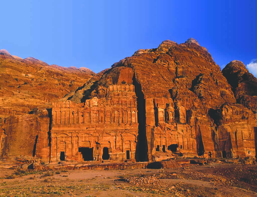 Tomb in Petra 3