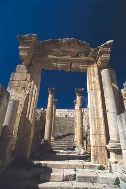 Jerash Cathedral