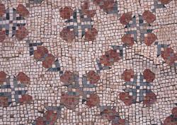Mosaic in Bethany