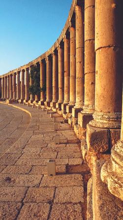 Oval Plaza of Jerash