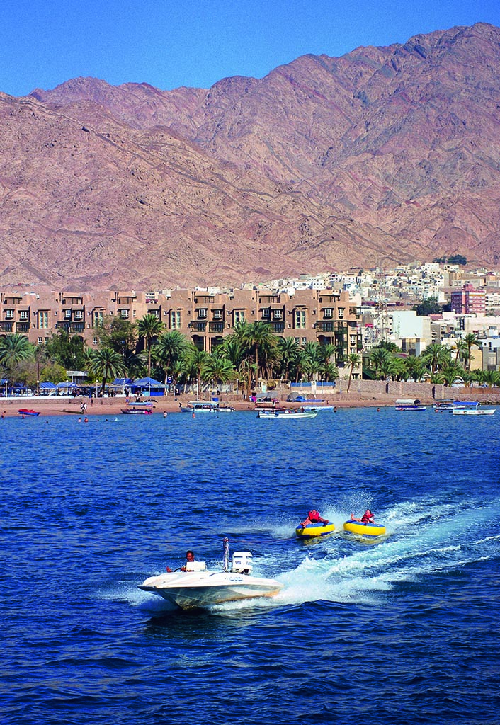 Water sport in Aqaba 6