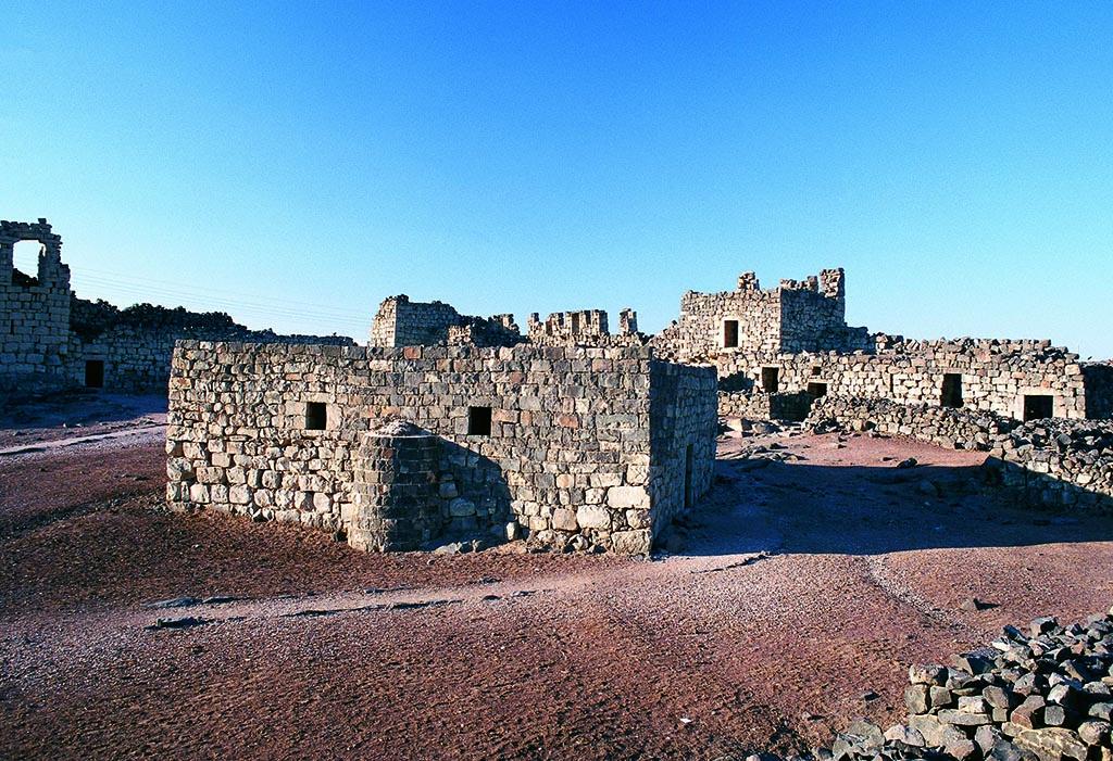 Al-Azraq Castle