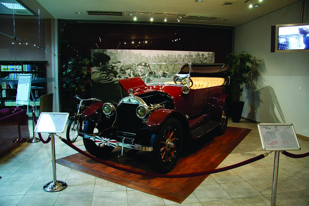 Royal Automobile Museum 1