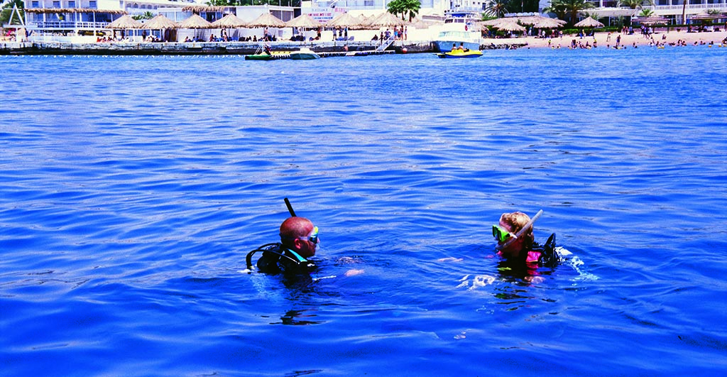 Water sport in Aqaba 5