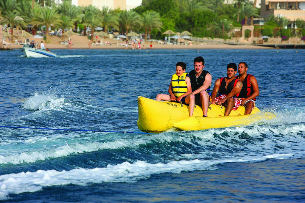 Water sport in Aqaba 4