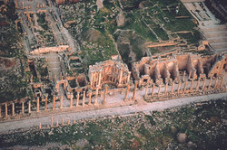 General View on Jerash