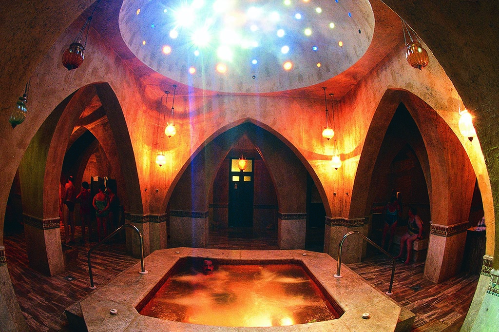 Turkish Bath in Amman 2