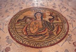 Apostles Church medallion mosaics
