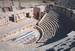 North Theatre of Jerash