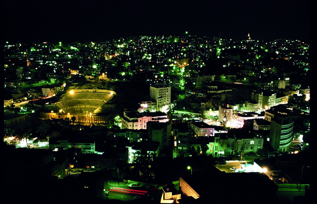 Amman by night 2