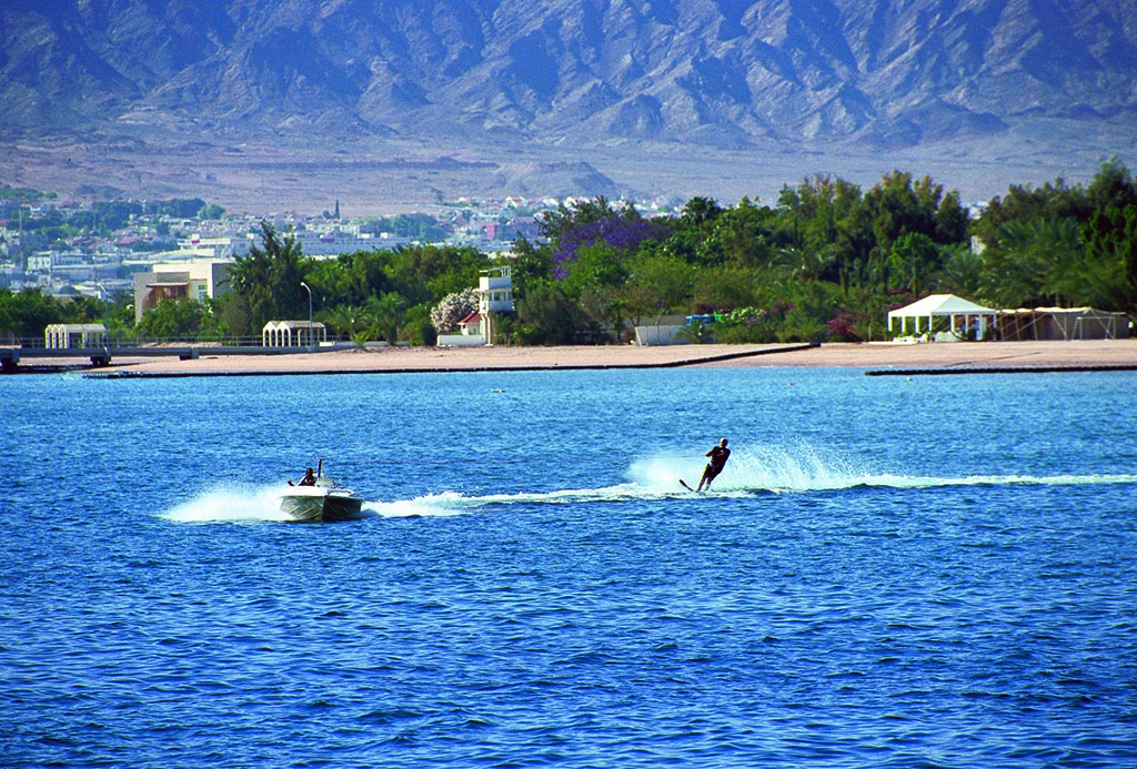 Water sport in Aqaba 2