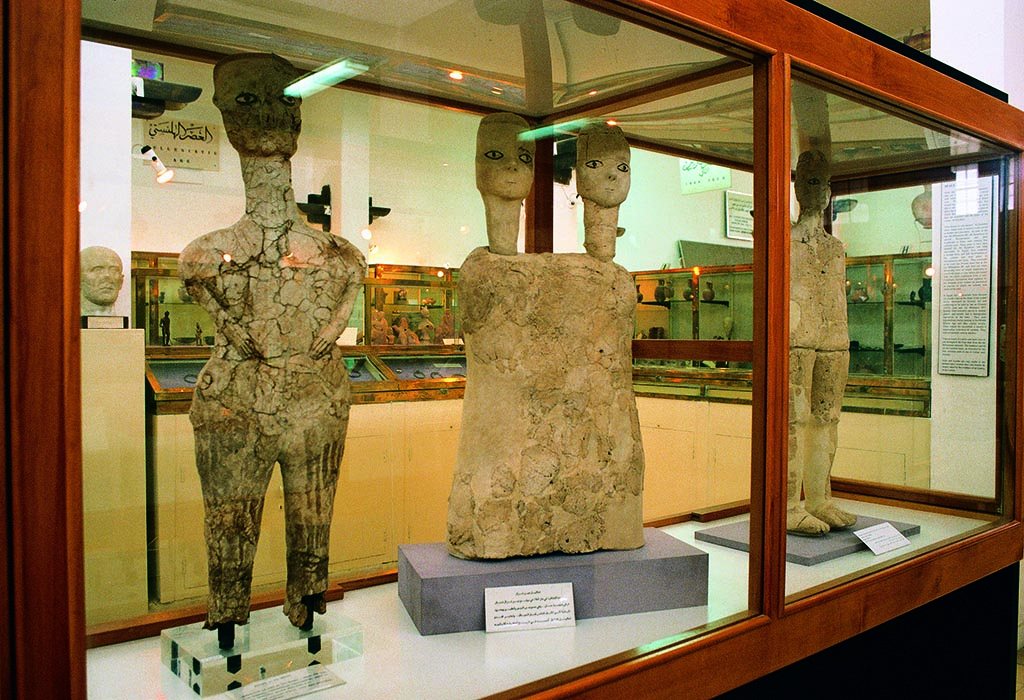 Archaeological Museum in Amman