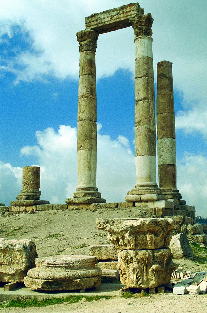 Picture of Amman Citadel 1