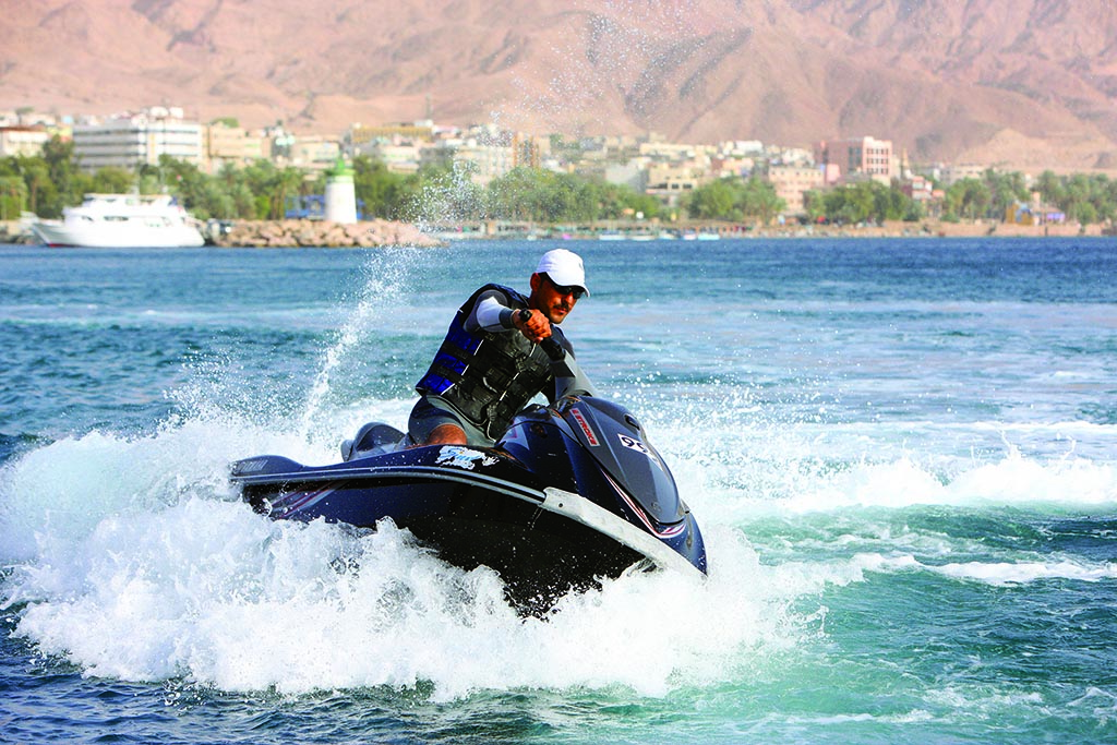 Water sport in Aqaba 3