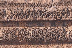 Qasr al-Mushatta carving