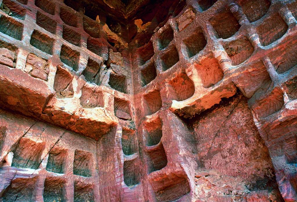 Tomb in Petra 2