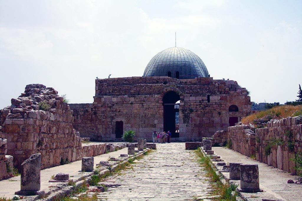 Umayyed Palace 1