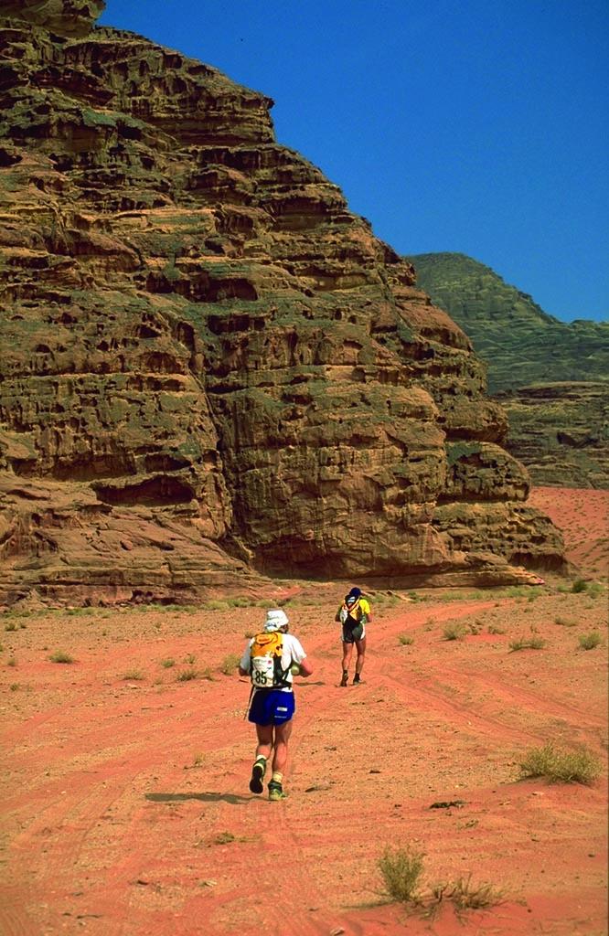 Marathon in the Desert