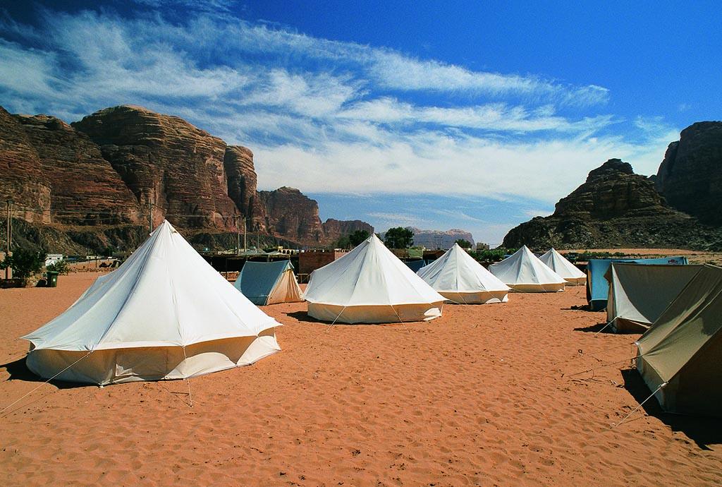 Wadi Rum_Camp