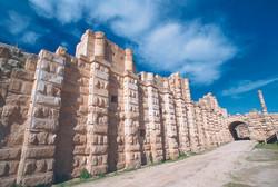 Jerash City Walls