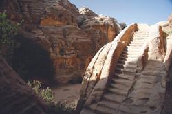 Petra Stairs
