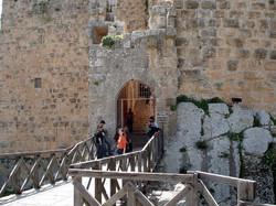 Bridge in Ajloun Castle