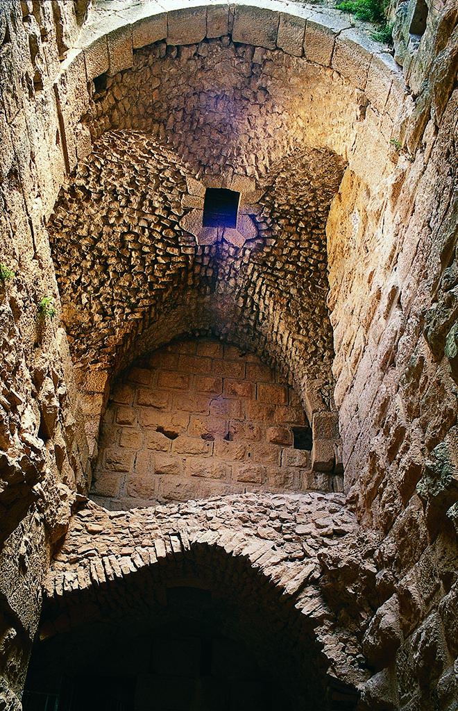 Inside the Kerak Castle