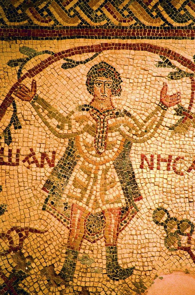 Church Mosaics of Mount Nebo