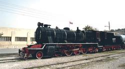 Hejaz Railway from Amman
