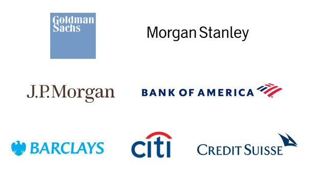 Bulge Bracket Investment Banks