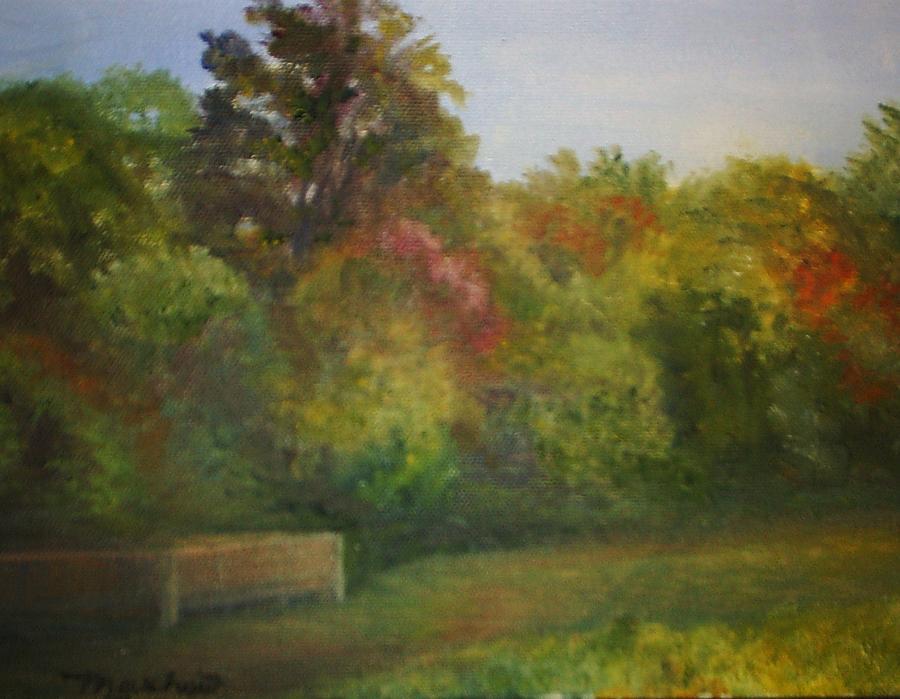 Smithville Park Plein Aire