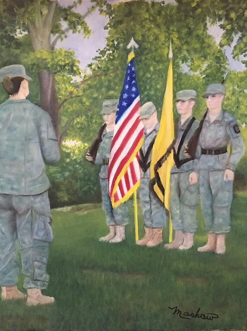 Color Guard in New Jersey