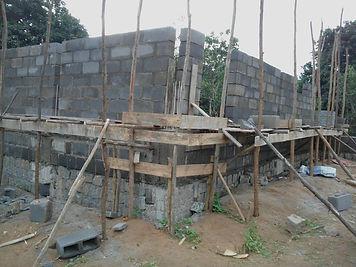 School construction in Ambodivoahangy