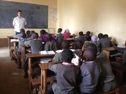 Korogocho - Classroom