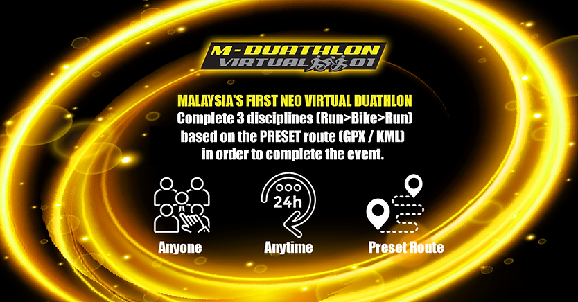 M-Duathon NEO Virtual format.png