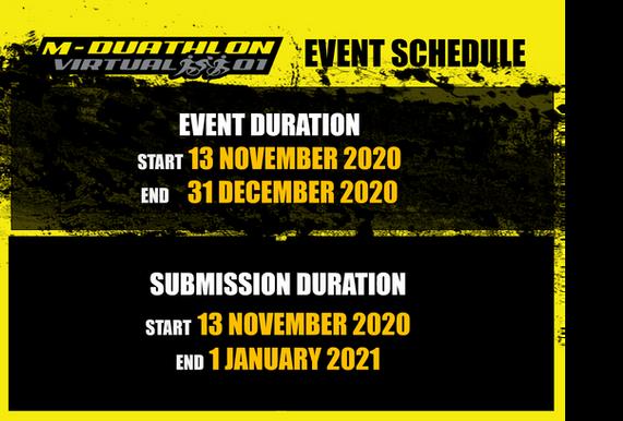 M-Duathlon event schedule.png