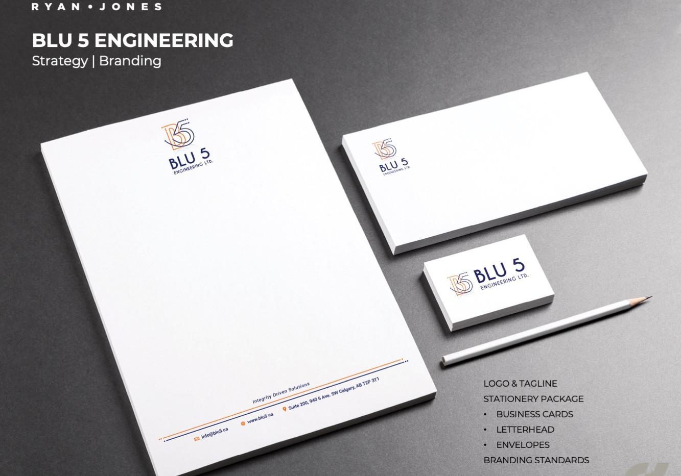 Blu 5 Engineering