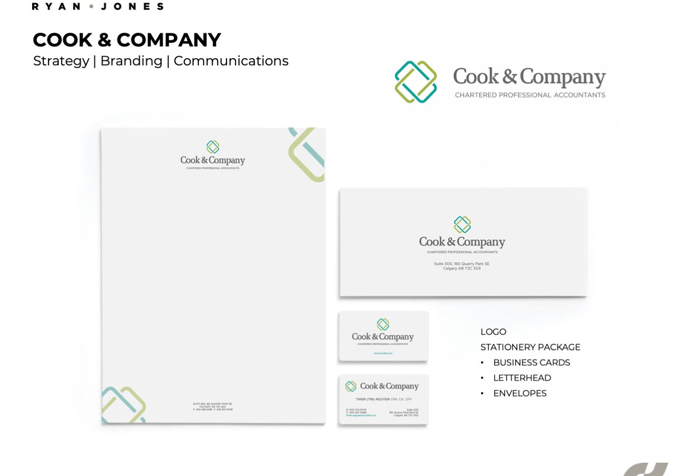 Cook & Company Chartered Professional Accountants