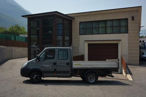 N° 199 - Autocarro IVECO ECO DAILY 35C17 6+1