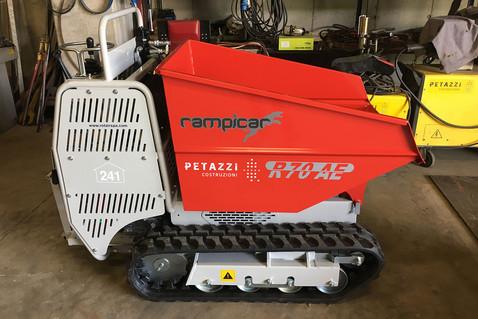 N° 241 - Motocarriola RAMPICAR R70