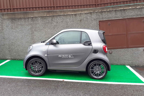 N° 258 - SMART EQ FORTWO COUPE