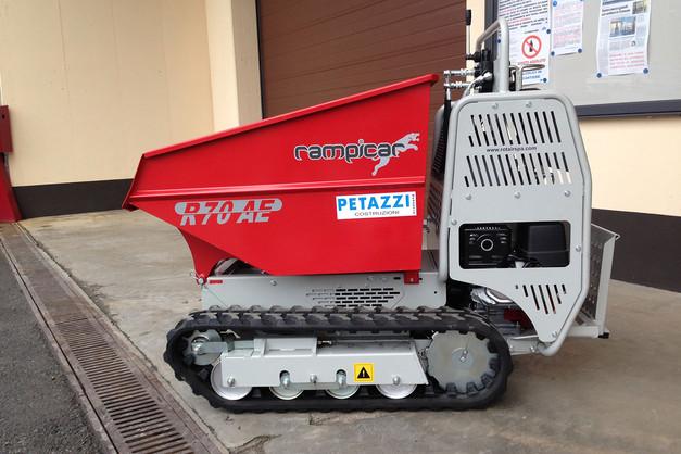 N° 219 - Motocarriola RAMPICAR R70