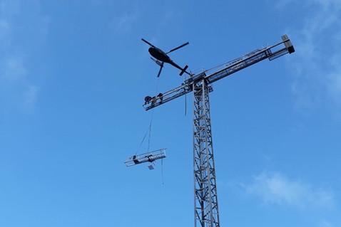 N° 256 - Gru FB GHS 351 – 35 metri