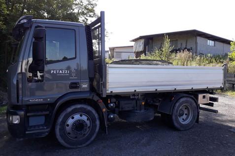 N° 200 - Autocarro IVECO EUROCARGO ML140E25K
