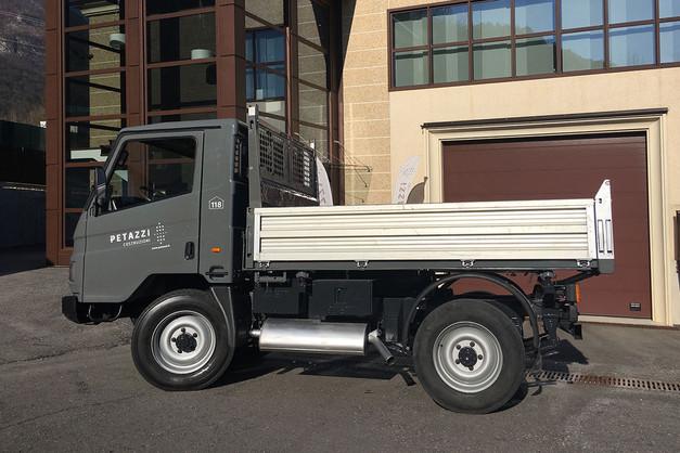 N° 118 - Autocarro BONETTI FX 100/35