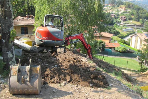 N° 171 Escavatore Neuson Mod. 50Z3