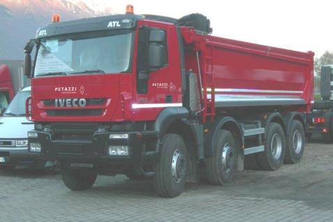 N° 189 - Autocarro IVECO STRALIS AD 410T45