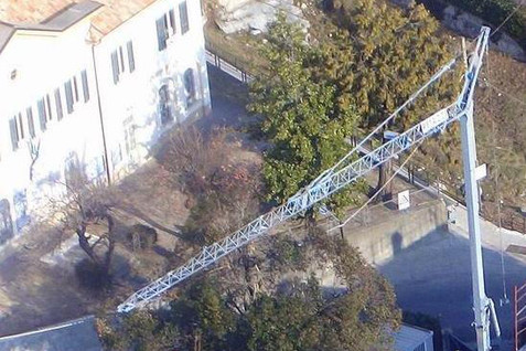 N° 97 - Gru Vicario OMV 280 – 24 metri